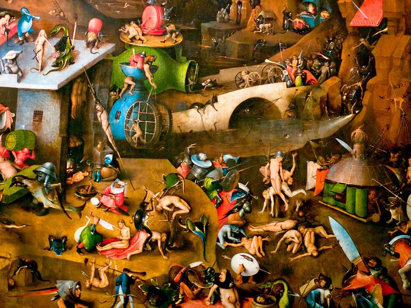 Иероним Босх - один из самых загадочных западноевропейских художников. Он родился в 1450 году в Нидерландах и стал одним из самых ярких явлений Северного Возрождения