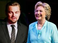 Уличный художник Sabo обвинил Ди Каприо и Хиллари Клинтон в отмывании  денег