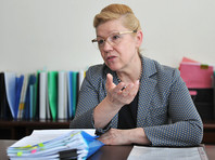 Мизулина потребовала закрыть выставку педофильских фото в центре Москвы