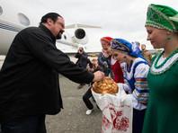 Стивен Сигал, прилетев на Сахалин, не исключил, что получит российское гражданство
