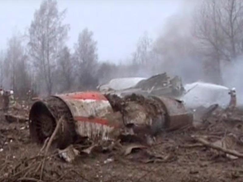 В Варшаве состоялся показ скандального фильма об авиакатастрофе под Смоленском в 2010 году