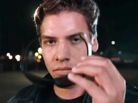 """Внебрачный сын Шварценеггера снялся в ролике,  повторив сцену из """"Терминатора-2"""""""
