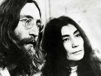 """В Петербурге покажут """"нежные"""" фото Джона Леннона и Йоко Оно"""
