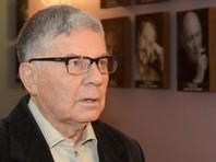 Художественный руководитель театра имени Моссовета Павел Хомский скончался на 92-м году жизни