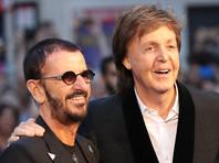 """В Лондоне презентовали взволновавший Маккартни фильм """"The Beatles: восемь дней в неделю"""""""