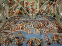 Исследователи обнаружили на фресках Микеланджело запрещенные символы женской анатомии