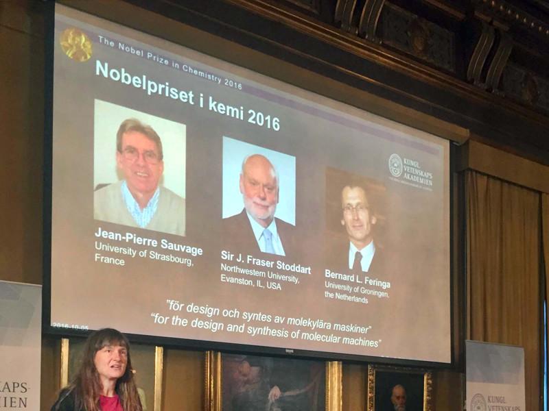 """В мультсериале """"Симпсоны"""" предсказали имена двух нобелевских лауреатов 2016 года"""