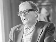 Советский композитор, пианист, педагог и общественный деятель Дмитрий Дмитриевич Шостакович