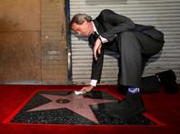 Хью Лори получил звезду на Аллее славы в Голливуде (ФОТО)