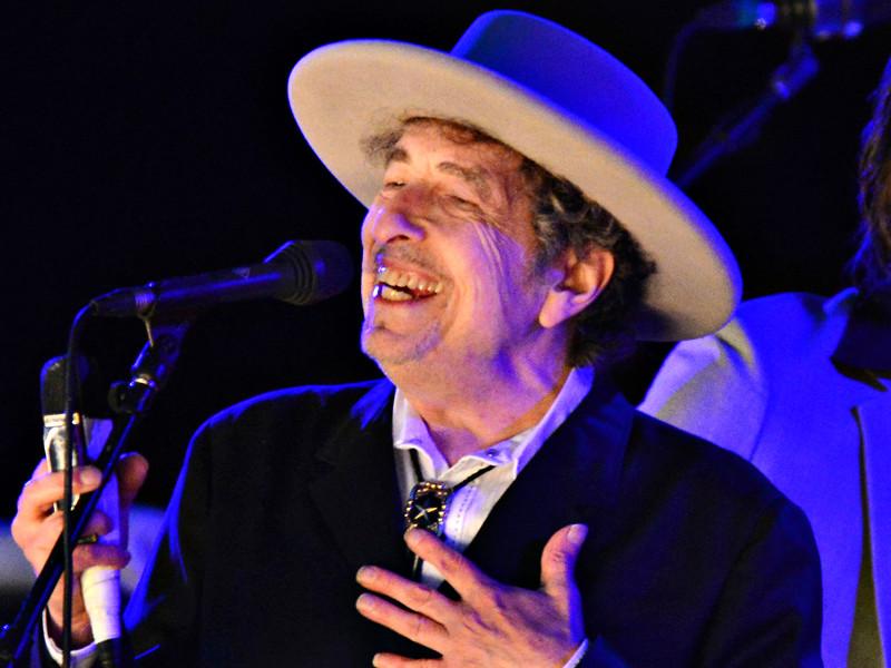 Боб Дилан, май 2016 года