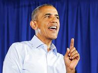 Обама станцевал с рэпером Ашером в Белом доме