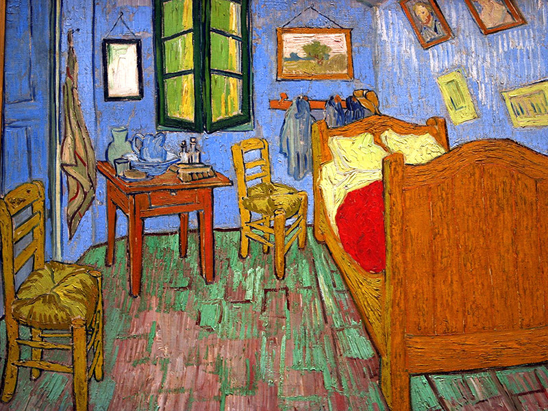 Бейли проследил путь кровати до того момента, как она была подарена родственником художника одной из коммун в Нидерландах в 1945 году. Как считает исследователь, вероятно, кровать до сих пор остается в Боксмеере