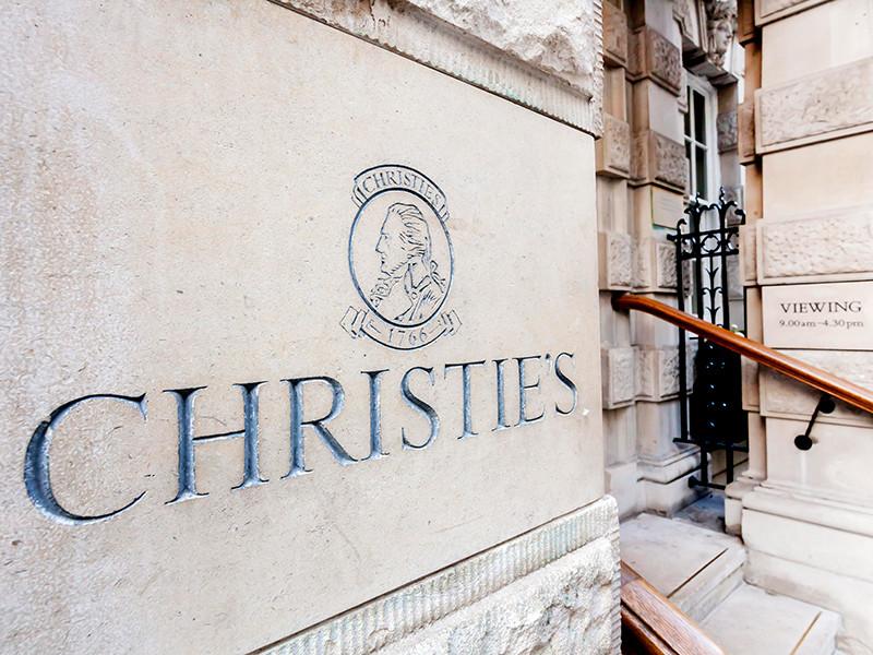 """На торгах русской живописи аукционного дома Christie's, стартовавших в Лондоне в понедельник, 28 ноября, в рамках """"русских торгов"""", было продано почти 70% из более 280 выставленных лотов"""