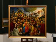 Кузбасский художник Дверин дописал неоконченную картину Леонардо да Винчи