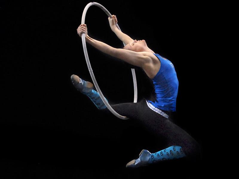 Олимпийская гимнастка Лиза Скиннер, выступавшая в шоу Cirque du Soleil, упала с высоты, получив травму позвоночника