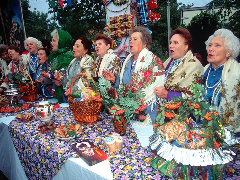 ЮНЕСКО внесло украинские казацкие песни в список Всемирного нематериального культурного наследия