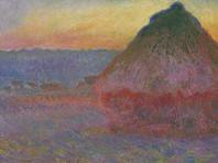 """Картина Клода Моне """"Стог сена"""" продана на аукционе за рекордные 81,4 миллиона долларов"""