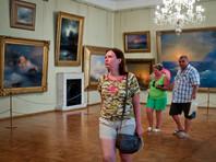 После выставки Айвазовского в Третьяковке 14 его работ вернут в музей Феодосии, но там еще при Украине подтопило хранилище