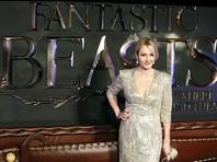 """Джоан Роулинг на европейской премьере """"Фантастических тварей..."""" заявила о политическом подтексте фильма"""
