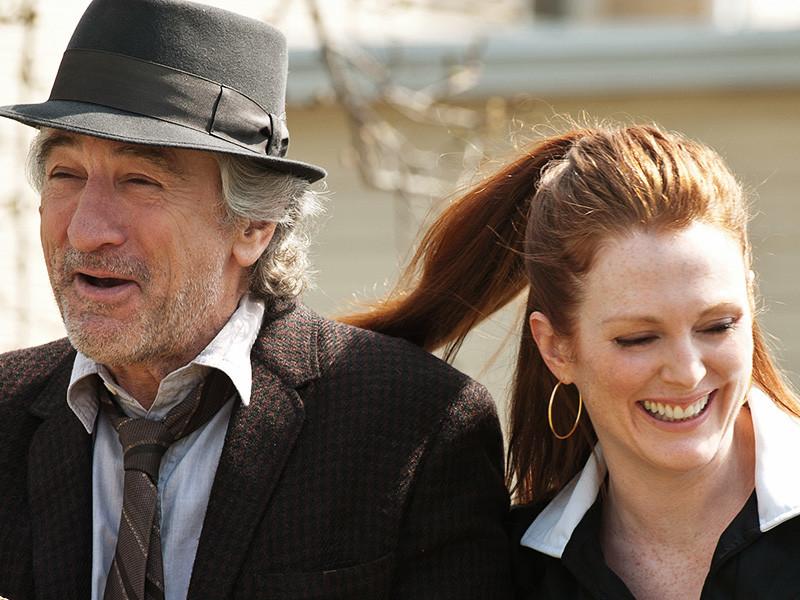 Роберт Де Ниро и Джулианна Мур сыграют в сериале Дэвида О. Рассела о мафии