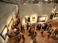 Третьяковская галерея продлила до полуночи время работы выставки Айвазовского