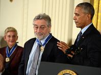 Актеры Роберт де Ниро, Том Хэнкс, Роберт Редфорд, музыканты Брюс Спрингстин и Дайана Росс, а также знаменитые спортсмены, архитекторы и др. удостоены высшей гражданской награды США - Президентской медали Свободы