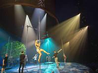 В Сан-Франциско на репетиции шоу Luzia цирка Cirque du Soleil погиб рабочий