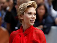Скарлетт Йоханссон заняла первую строку в рейтинге самых кассовых актеров года