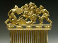 Суд Амстердама постановил отдать Украине коллекцию  скифского золота из крымских музеев