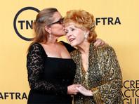 Мать Керри Фишер актриса Дебби Рейнольдс скончалась спустя сутки после смерти дочери