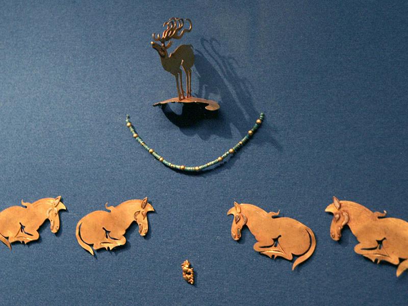 Накануне Окружной суд столицы Нидерландов Амстердама постановил вернуть коллекцию скифского золота из четырех музеев Крыма Украине