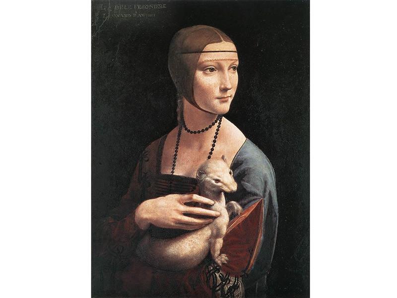 """Власти Польши выкупили уникальную коллекцию живописи, включая """"Даму с горностаем"""" да Винчи"""