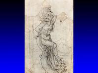 Французский врач, выйдя на пенсию, случайно обнаружил рисунок Да Винчи среди бумаг отца