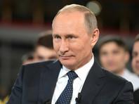 Путин обошел Алана Рикмана  в рейтинге самых упоминаемых персон российского Twitter