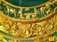В Киеве решили разместить вернувшееся из Голландии скифское золото в Национальном музее истории