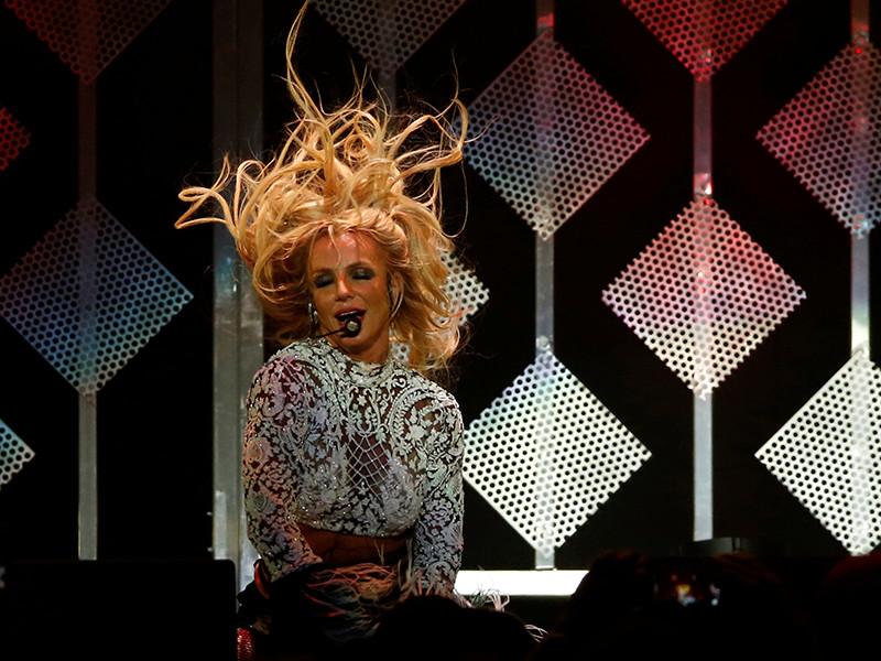 Sony Music опубликовала извинения за ложное сообщение о смерти популярной американской певицы Бритни Спирс