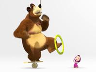 """Серия мультфильма """"Маша и Медведь"""" про кашу набрала 1,8 млрд просмотров - больше, чем Hello Адель"""