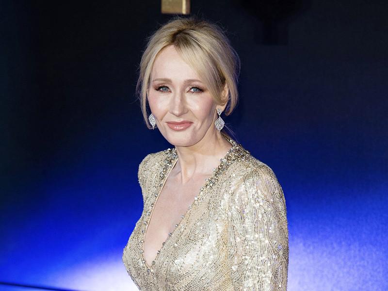 """""""Мама"""" Гарри Поттера, британская писательница Джоан Роулинг рассказала, что работает над новой книгой"""
