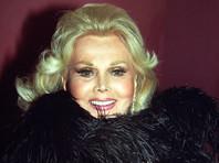 Звезда Голливуда и бывшая Мисс Венгрия Жа Жа Габор скончалась за два месяца до своего столетия