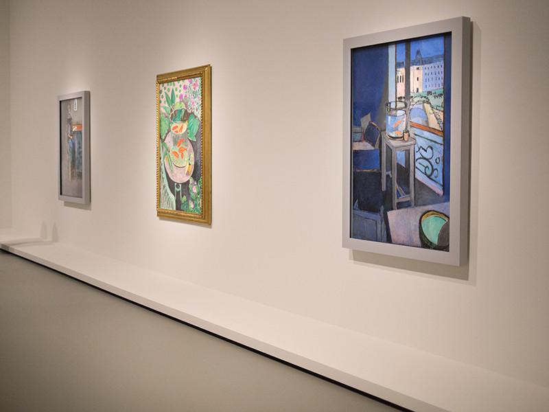 Выставку картин из собрания Сергея Щукина в Париже продлили до марта из-за интереса публики
