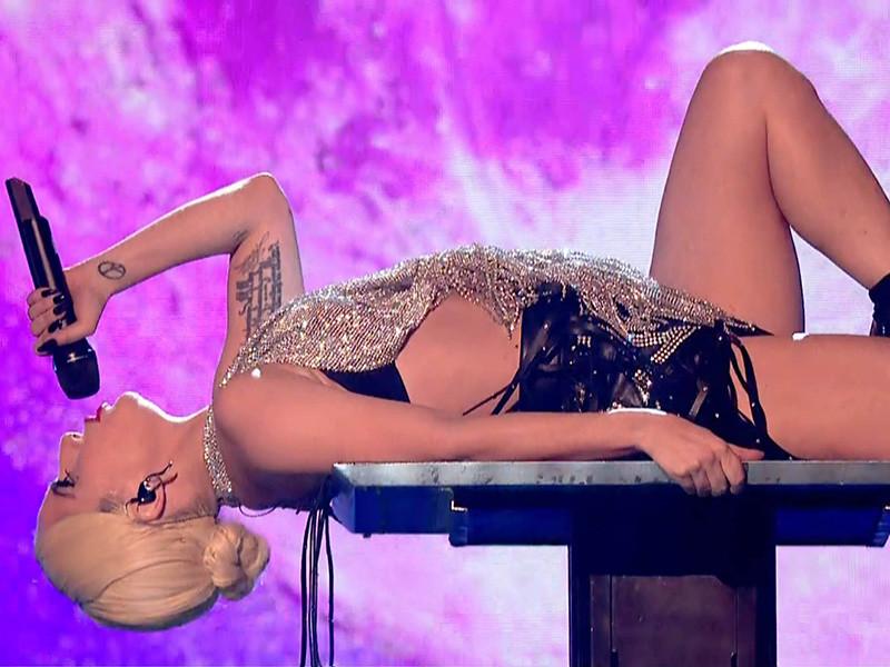 """Известная американская певица Леди Гага не будет сниматься в сериале """"Американская история преступлений"""""""