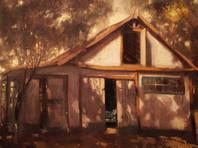 """В галерее """"Роза Азора"""" открывается выставка Дюди Сарабьянова """"Шишаки"""""""