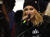 Мадонна объяснила нецензурные слова в адрес Трампа на марше протеста