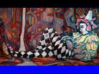 """В Новом Манеже покажут """"Скульптуру цвета"""" художницы Нателлы Тоидзе"""