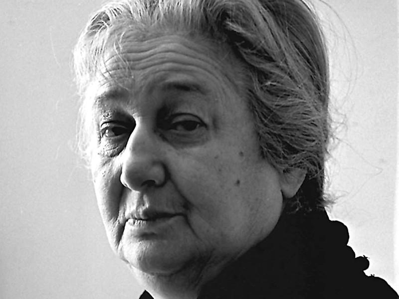 Анна Ахматова, январь 1964 года
