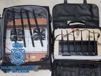 В Испании задержаны трое новых подозреваемых в краже пяти картин Фрэнсиса Бэкона