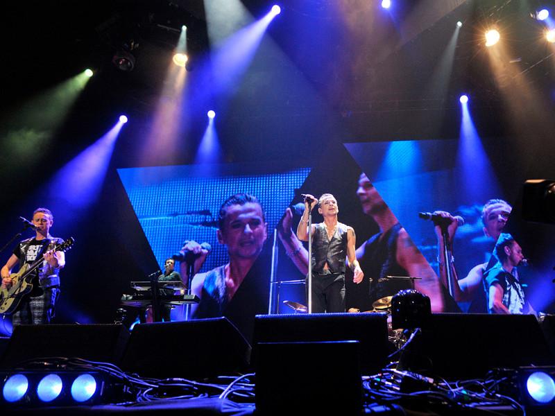Группа Depeche Mode выпустила первый сингл с нового альбома