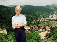К 20-летию гибели принцессы Дианы о ней снимут документальный сериал