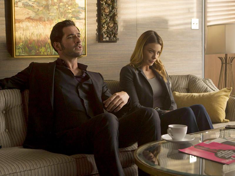 "Руководство канала Fox объявило о продлении сериала ""Люцифер"" как минимум на один сезон"