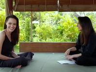 Интервью для BBC в рамках рекламной кампании она совместила с кулинарным мастер-классом